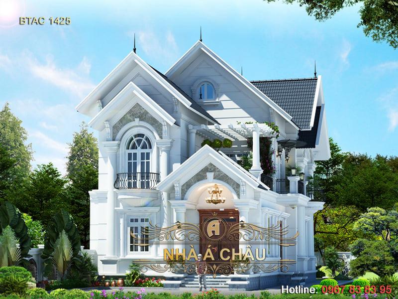 Kiến trúc Nhà Á Châu
