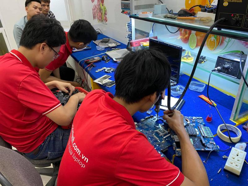 Laptop Kim Anh