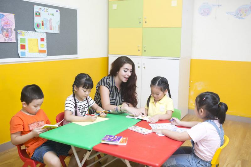 Ngoại ngữ Việt Mỹ Úc VAAC