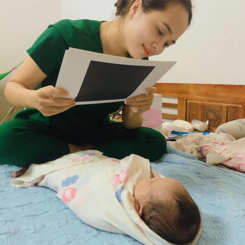 Nhà bảo hộ mẹ và bé HT