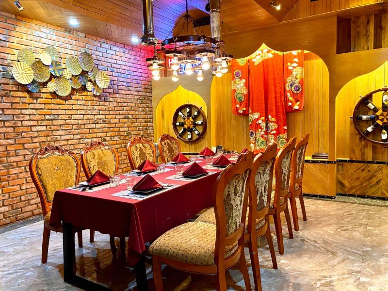 Nhà hàng HIB0SS - Huế