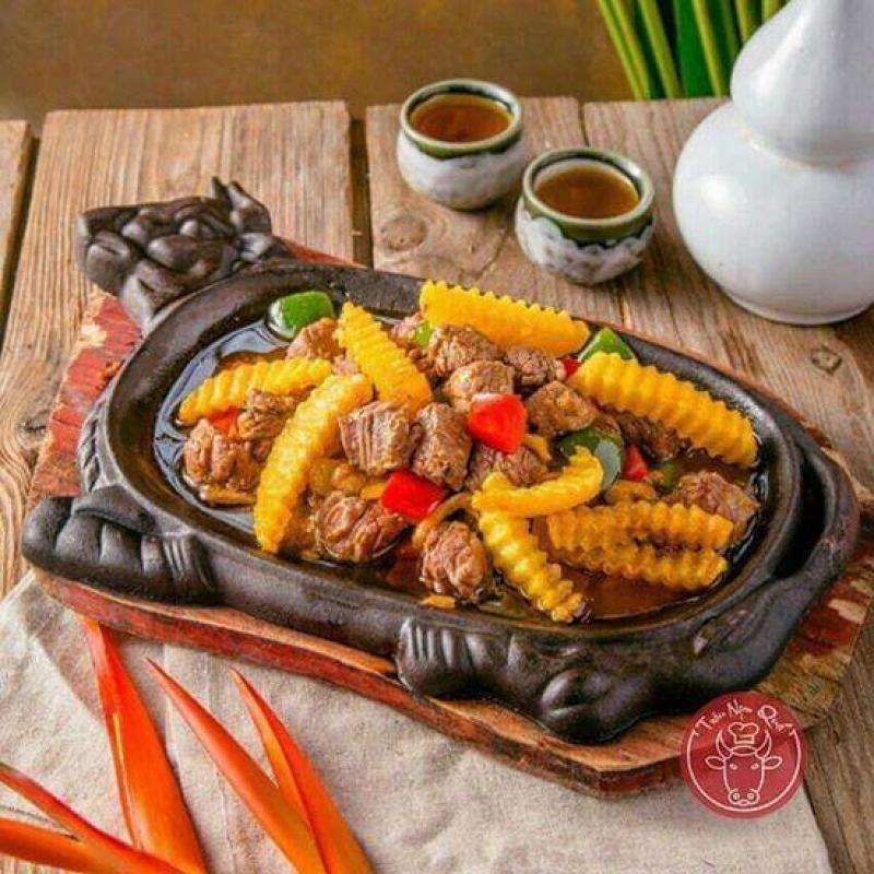Nhà hàng Trâu Ngon Quá