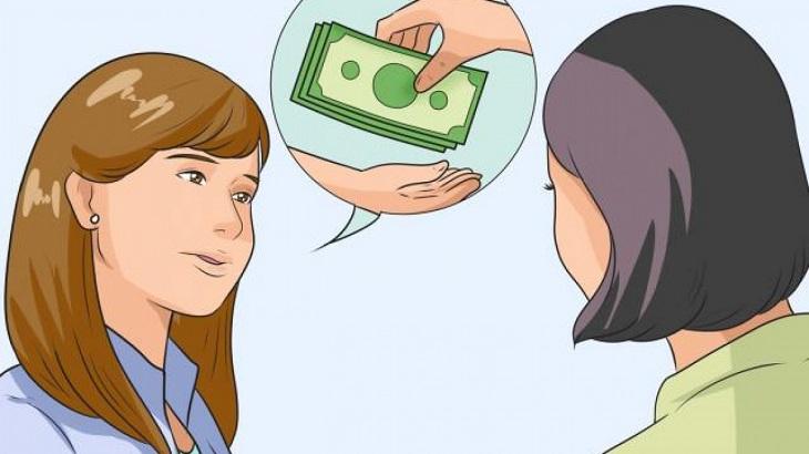 Nhắc khéo khi gặp mặt trực tiếp