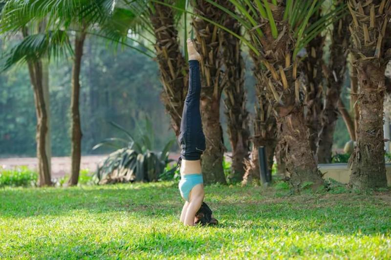 Om Yoga Thái Nguyên