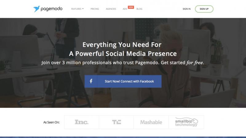 Pagemodo – Quản lý về nội dung
