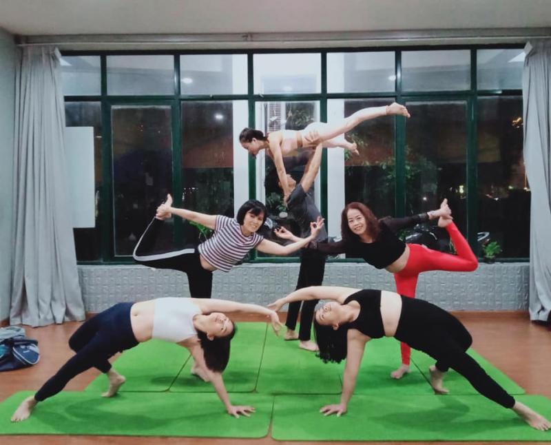Passion Fitness Yoga