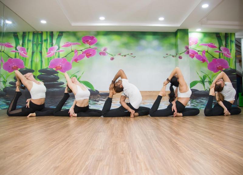 Pranava Yoga Kundu & Deniel