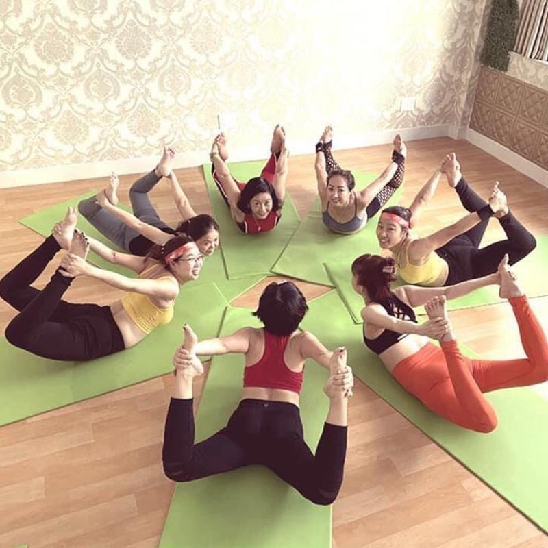SKY Yoga Fitness Dance & Gym Quận 8