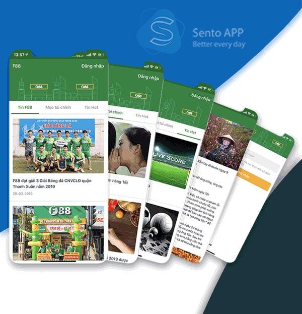 Sento App