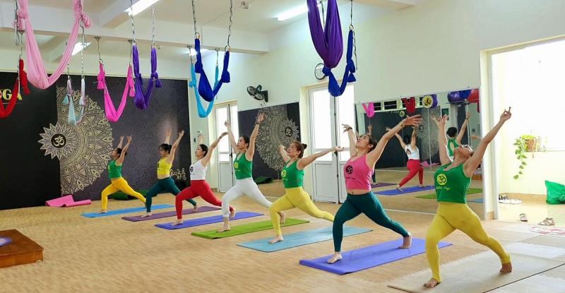 Shakti Yoga Tây Bắc - Hòa Bình