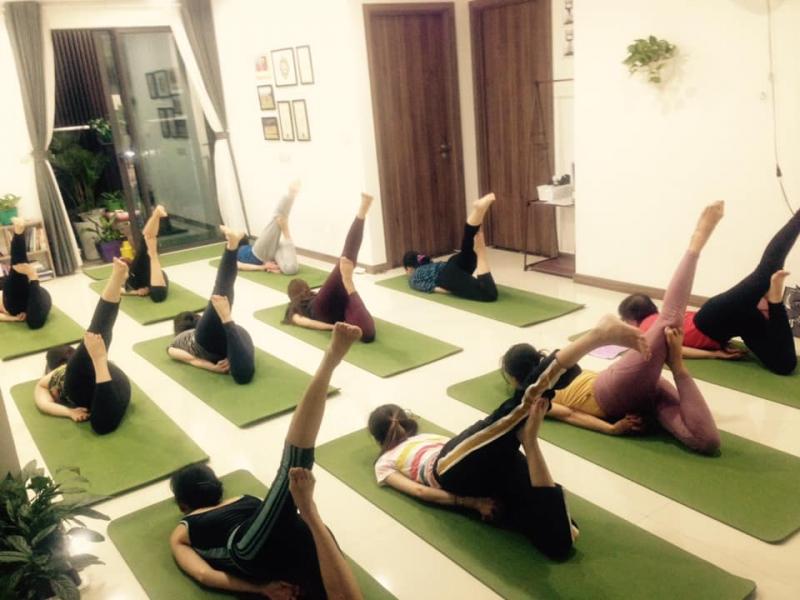 Shanti Yoga Vietnam