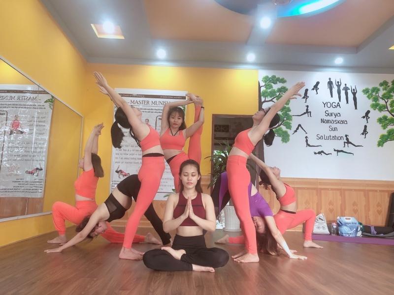 Shine Yoga