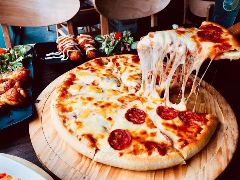 Steak Bin & Pizza - Thủ Đức