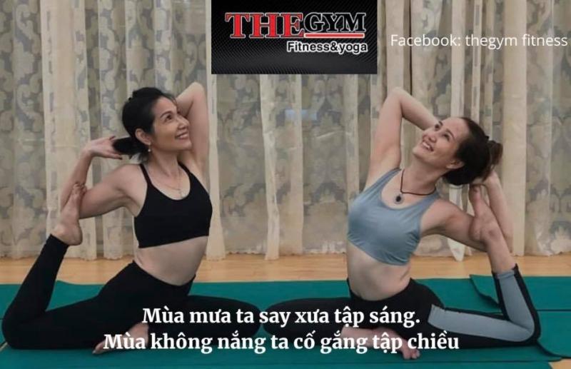 THEGYM Fitness & Yoga