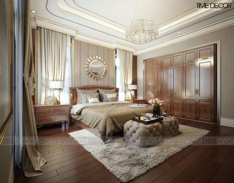 TIME DECOR - Thiết kế & Thi công nội thất
