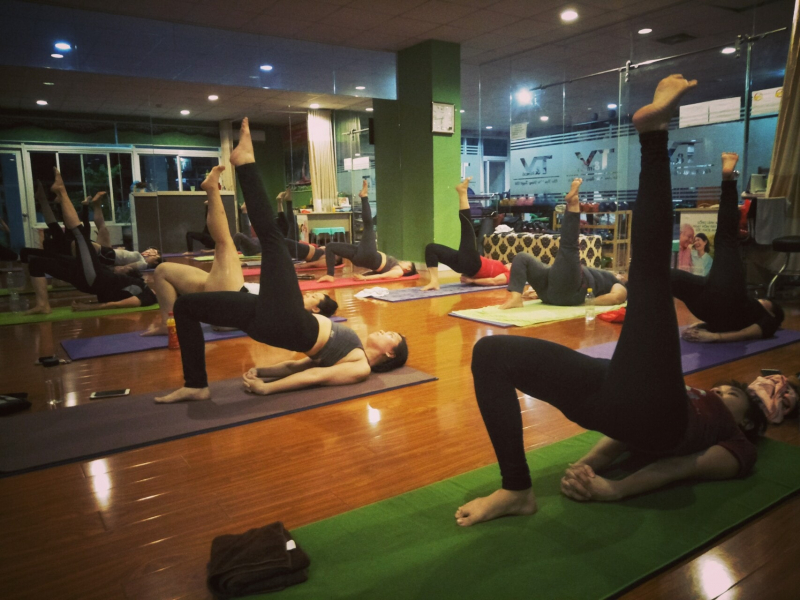 TV Fitness and Yoga