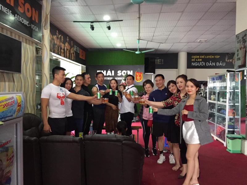 Thái Sơn Gym Fitness Aerobics Yoga