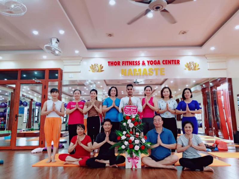 Thor Fitness & Yoga Center