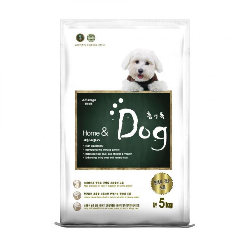 Thức ăn cho chó Home Dog