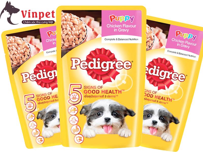 Thức ăn khô cho chó Pedigree