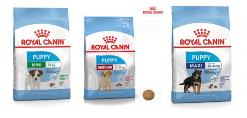 Thức ăn khô cho chó Royal Canin