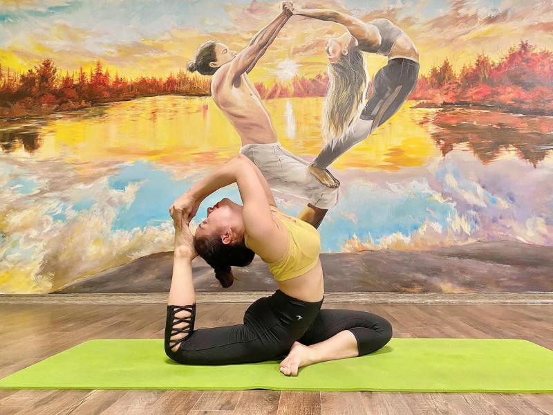 Top Gym Fitness & Yoga