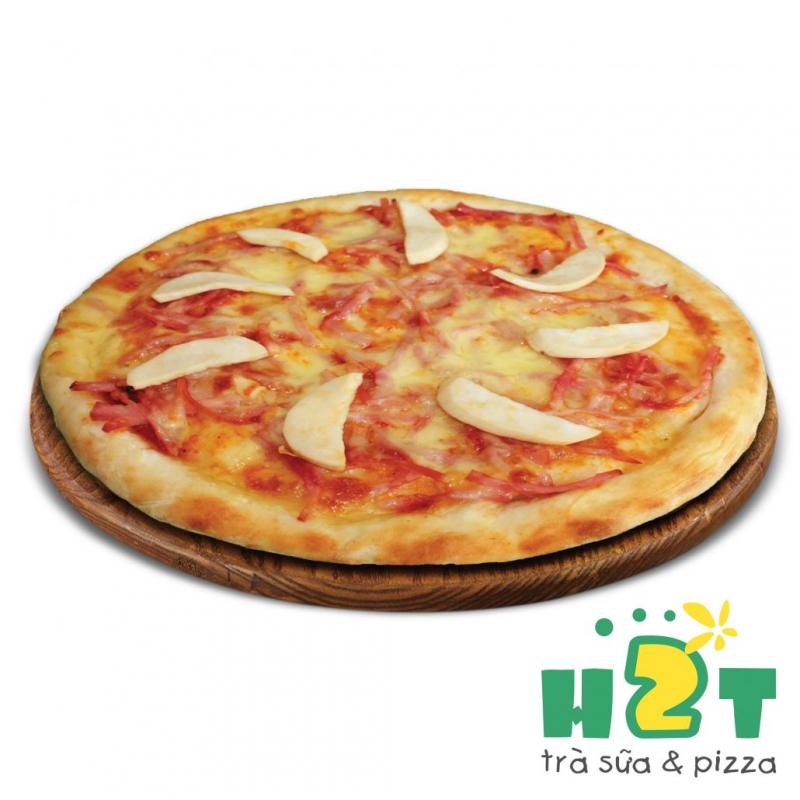 Trà Sữa & Pizza H2T - Võ Văn Ngân