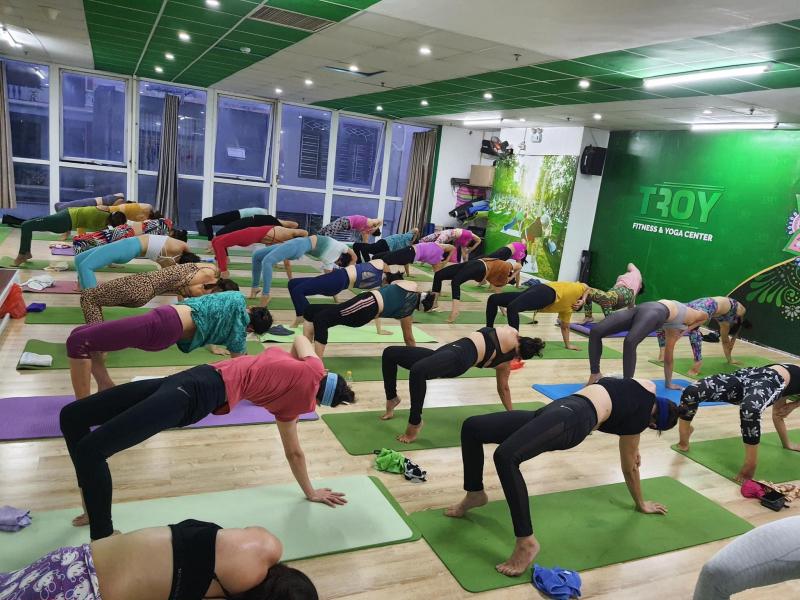Troy Fitness & Yoga Center
