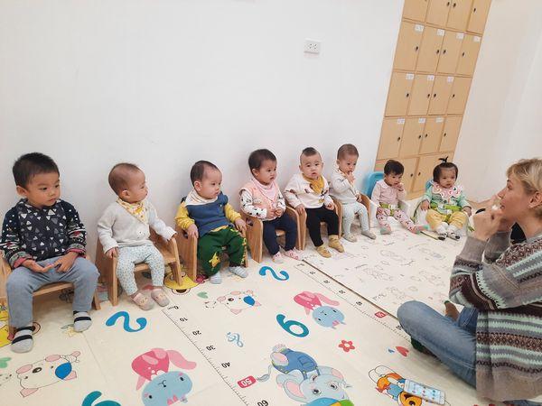 Trường mầm non Quốc tế Queensland Kindergarten - Times City