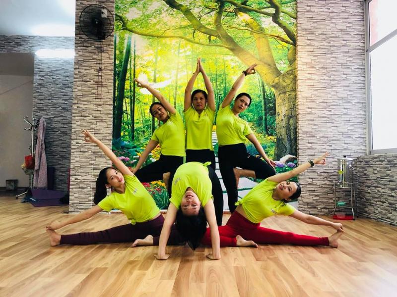 USA Yoga & Fitness