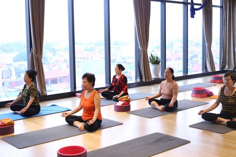 VCI Fitness & Yoga Center
