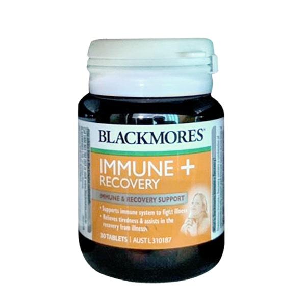 Viên uống tăng cường miễn dịch Blackmores Immune Recovery của Úc