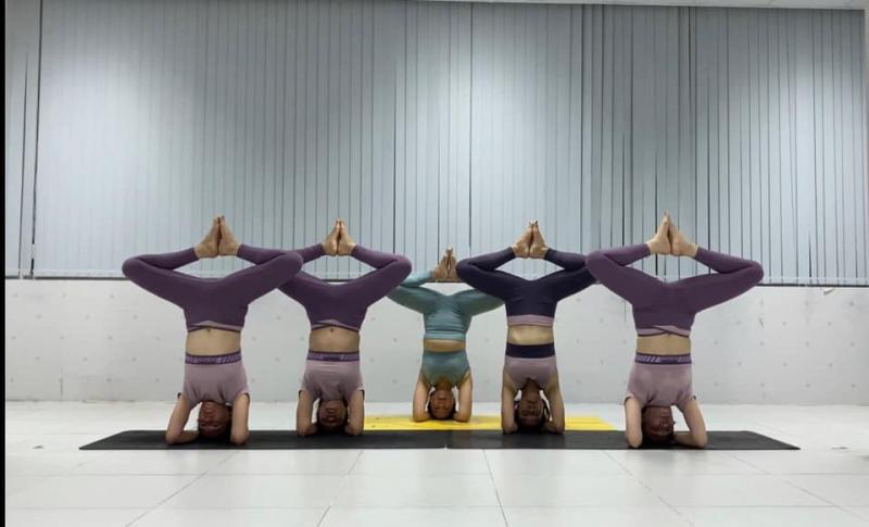 Yoga Kim Hoa