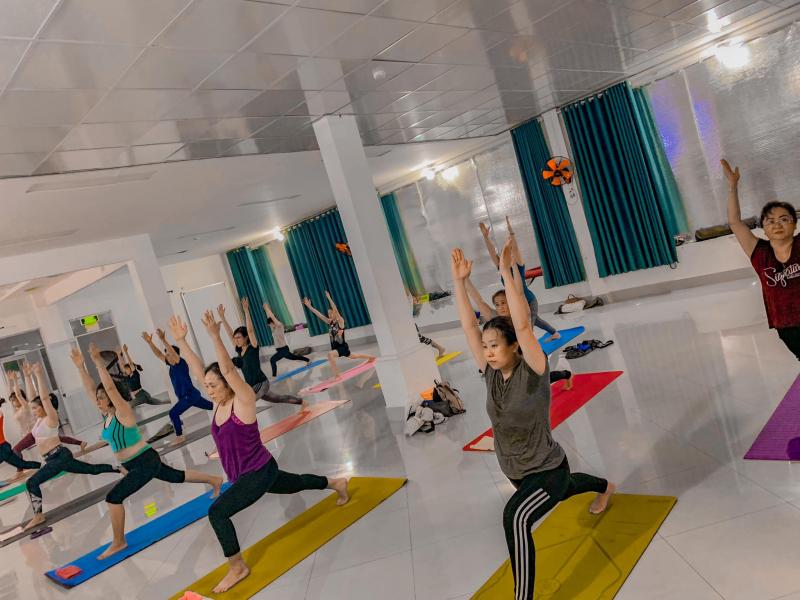 Yoga Secret Club
