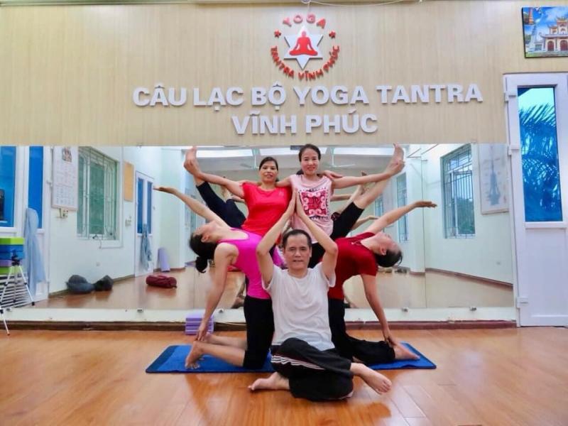 Yoga Tantra Vĩnh Phúc