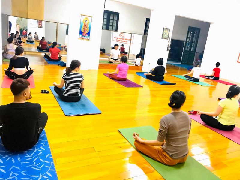 Zen Yoga Phú Thọ