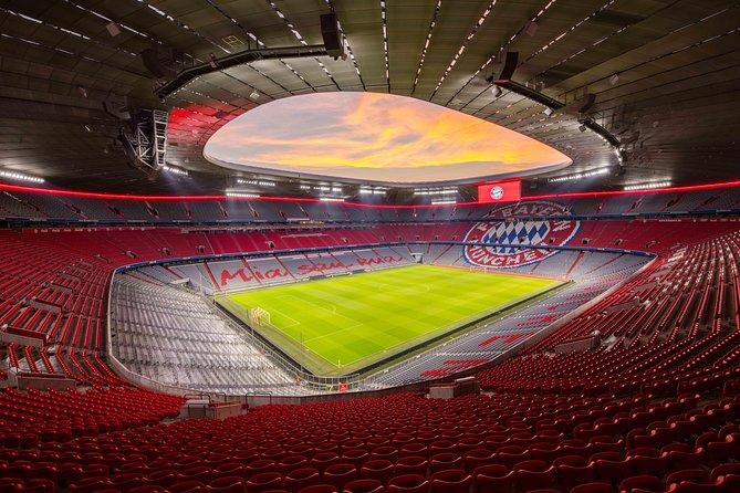 Allianz Arena – Sân vận động của Bayern Munich