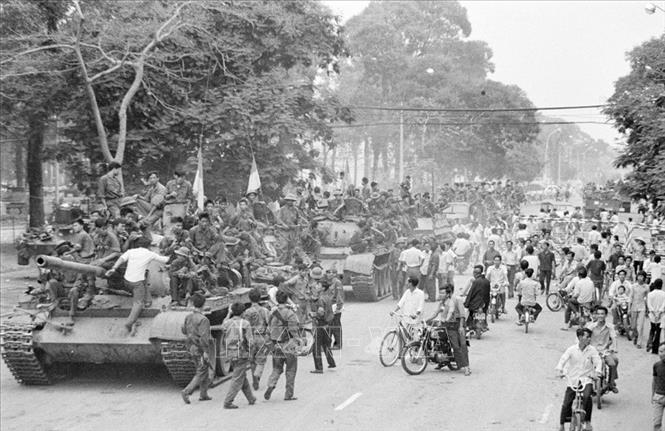 Bài tuyên truyền kỷ niệm ngày giải phóng miền Nam, thống nhất đất nước số 2