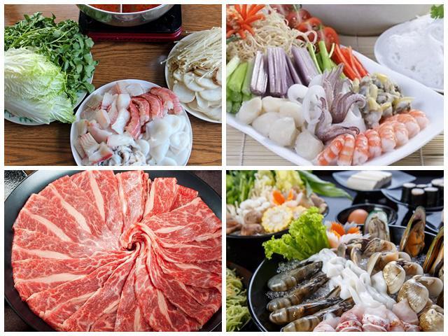 Cách nấu lẩu hải sản ngon như nhà hàng