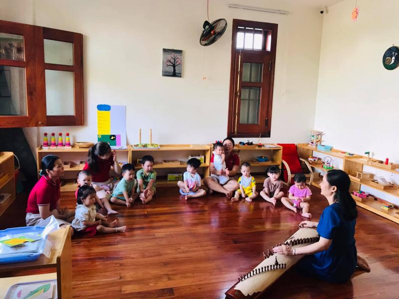 Children's House Montessori Preschool