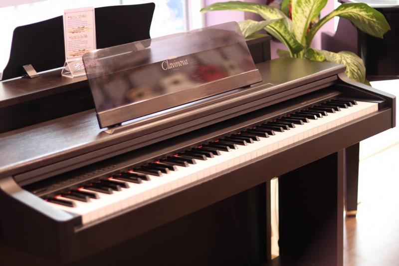 Chơi thử nhiều cây đàn piano khác nhau