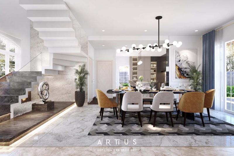 Công ty CP Thiết kế và Xây dựng Artius