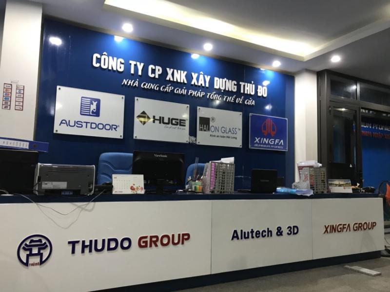 Công ty CP xuất nhập khẩu xây dựng Thủ Đô