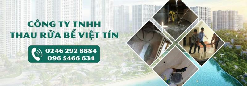 Công ty TNHH Thau rửa bể Việt Tín