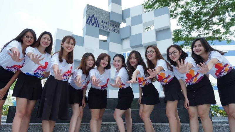 Đại học Hoa Sen – thành phố Hồ Chí Minh