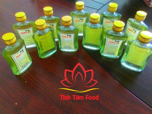 Dầu Tràm Đan Viện Thiên An - Đặc Sản Huế - Tịnh Tâm Food