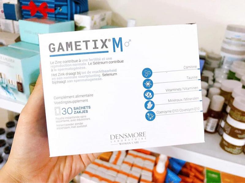 Gametix M