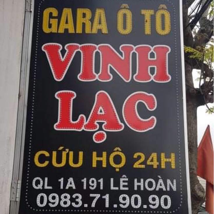 Gara Ô tô Vinh Lạc