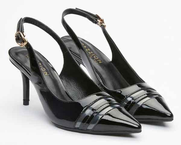 Giày cao gót  Pazzion 603-1 - Black