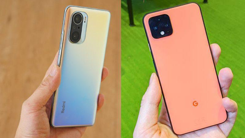 Ai sẽ là vua khi so sánh hệ thống camera của Redmi K40 và Pixel 4?